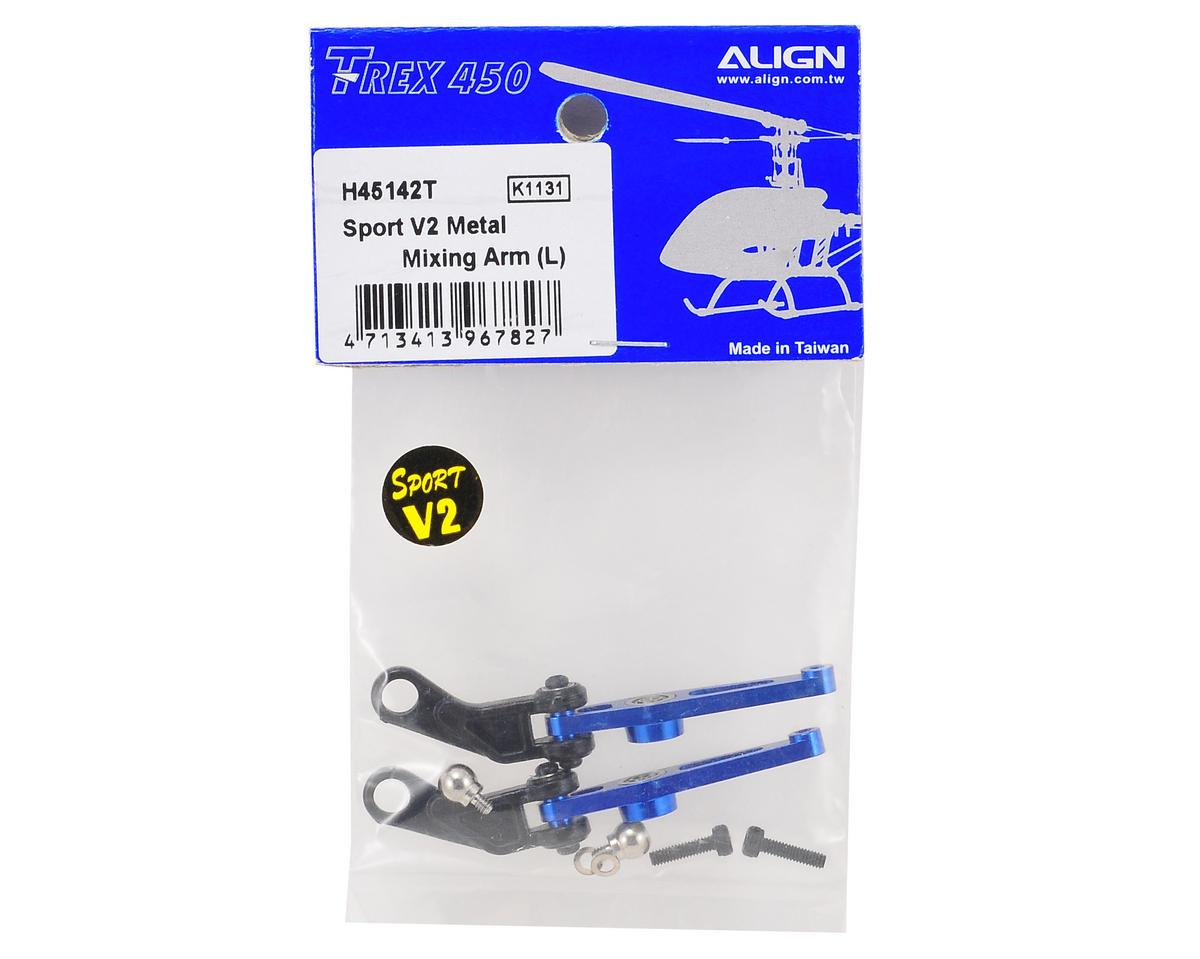 Align Sport V2 Metal Mixing Arm Set (L)
