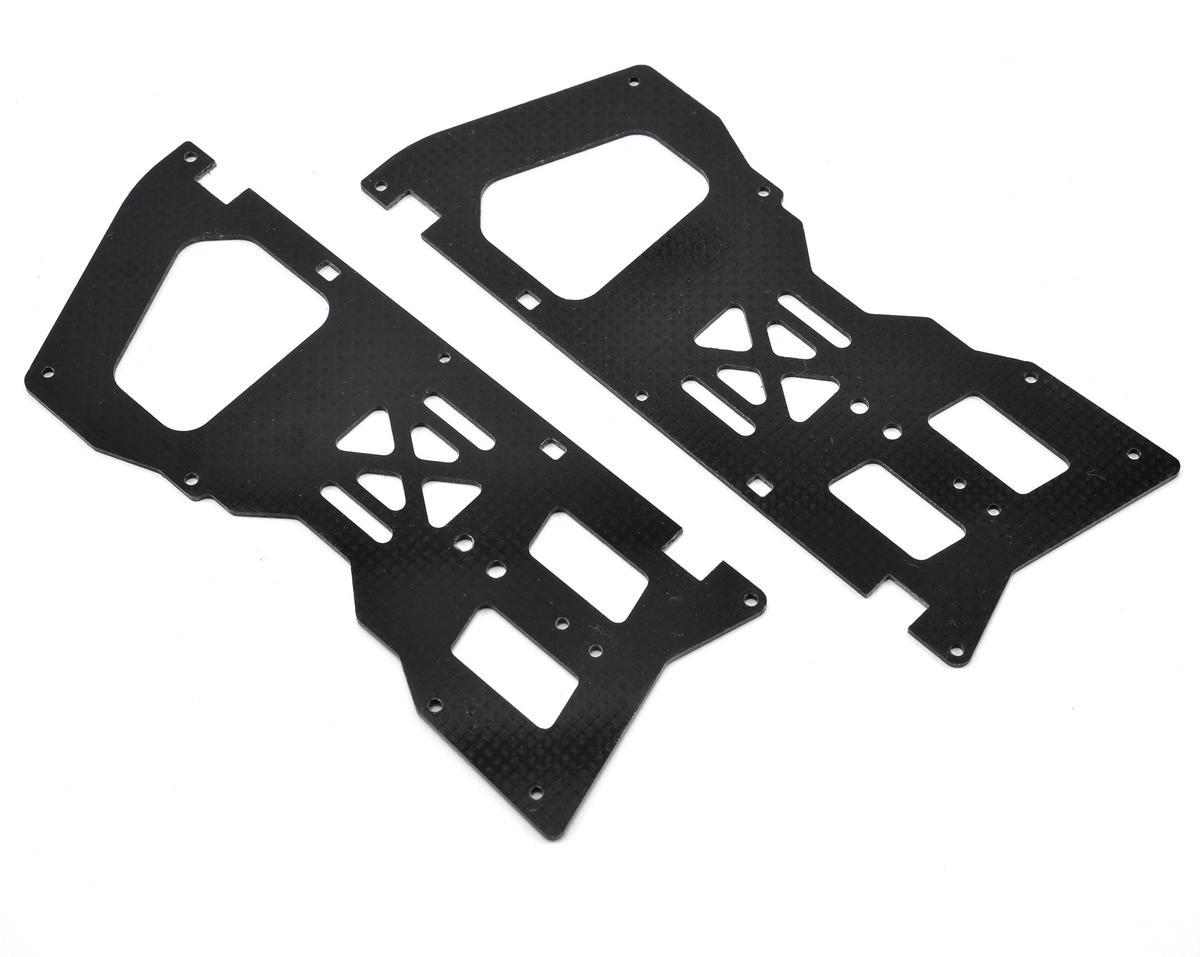 Align T-Rex 450 Sport V2 Carbon Main Frame Set (L)