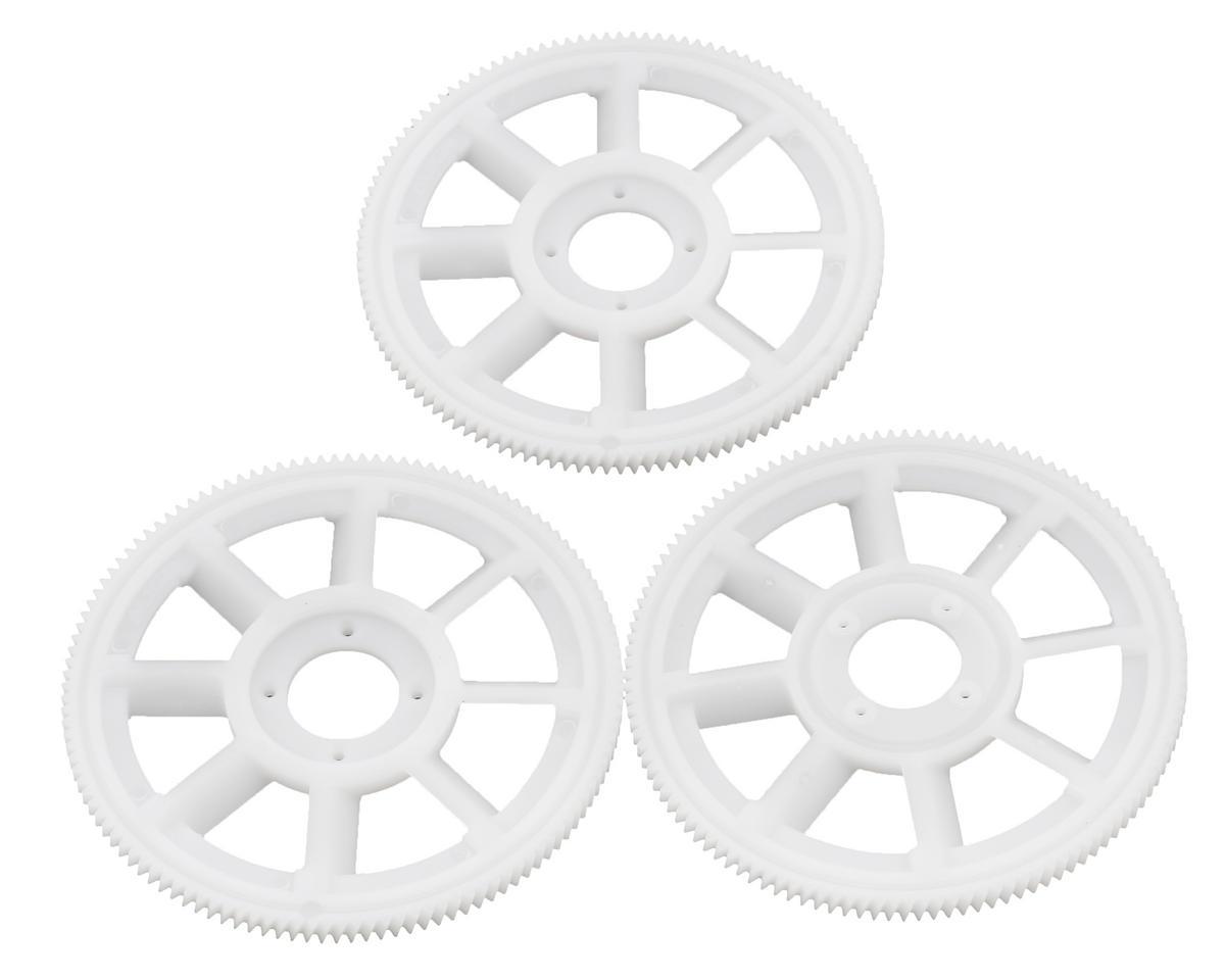 Align Slant Thread Main Drive Gear (3) (121T)