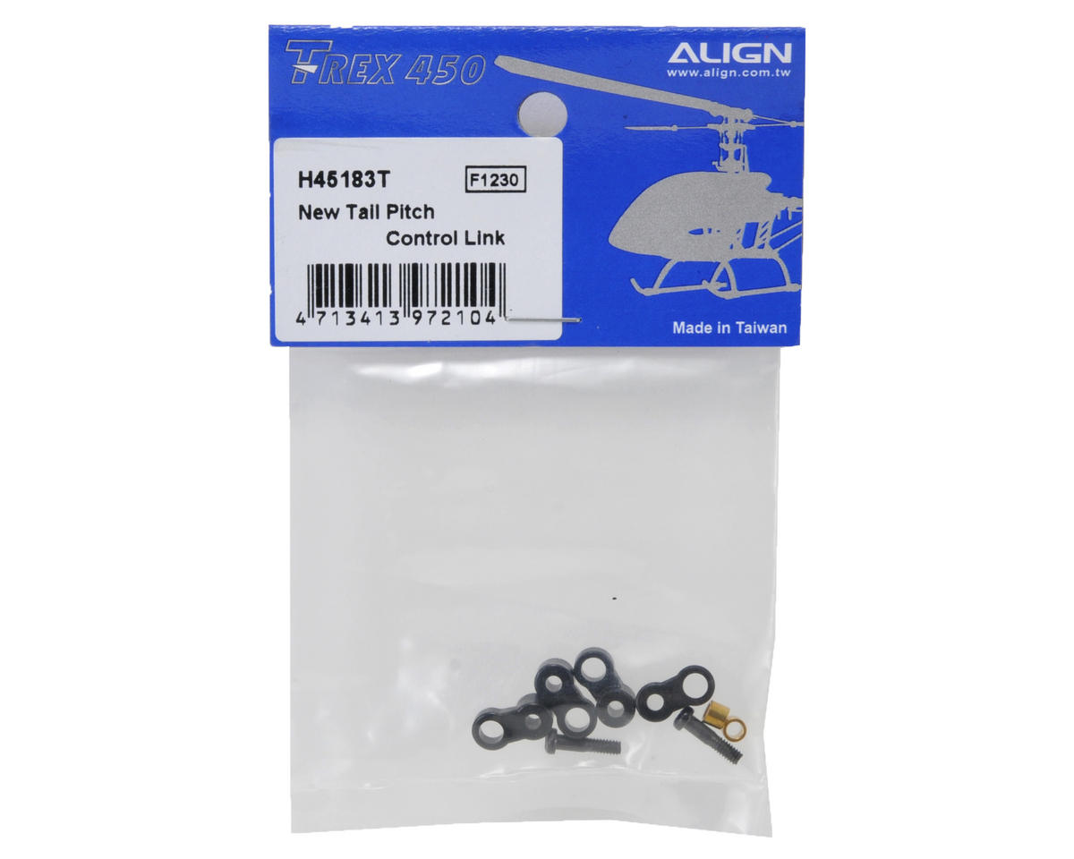 Align New Tail Pitch Control Link Set (4)