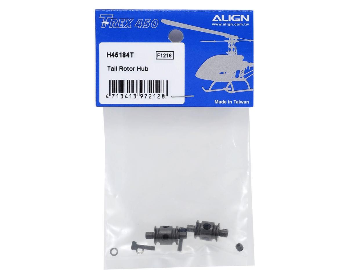 Align Tail Rotor Hub Set