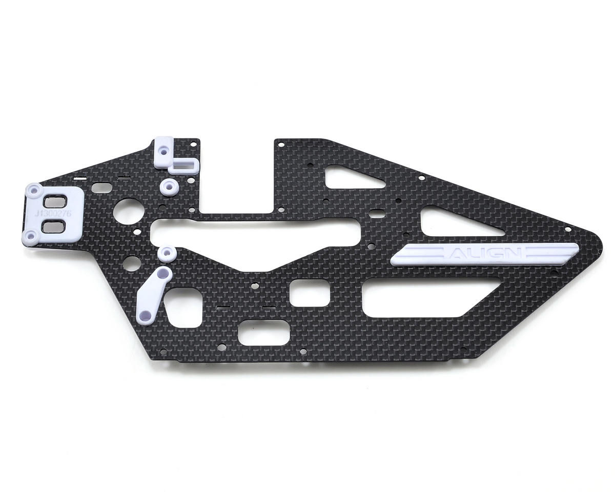 450L 1.2mm Carbon Fiber Main Frame (Right) by Align