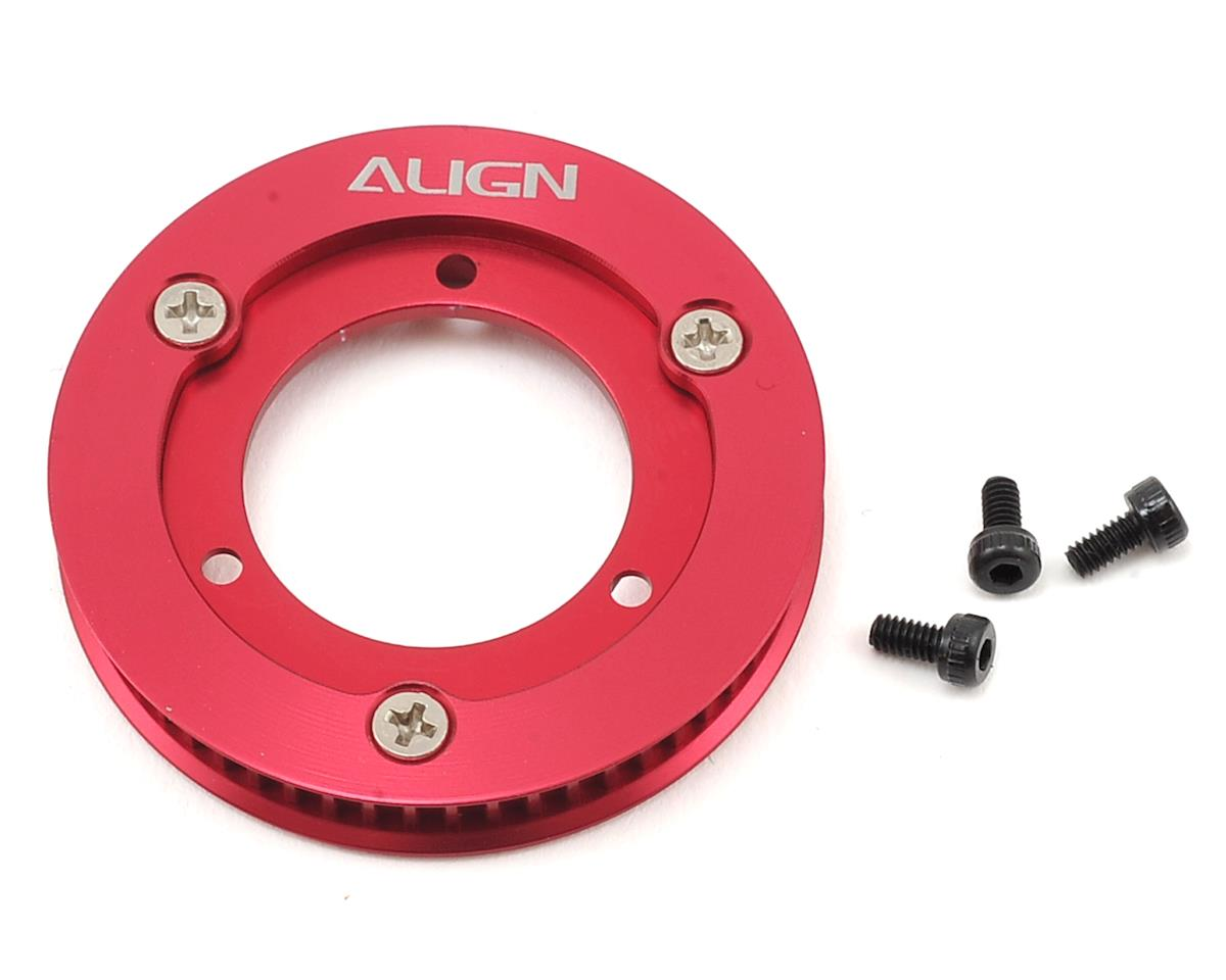Metal Tail Drive Belt Pulley Assembly by Align T-Rex 470L
