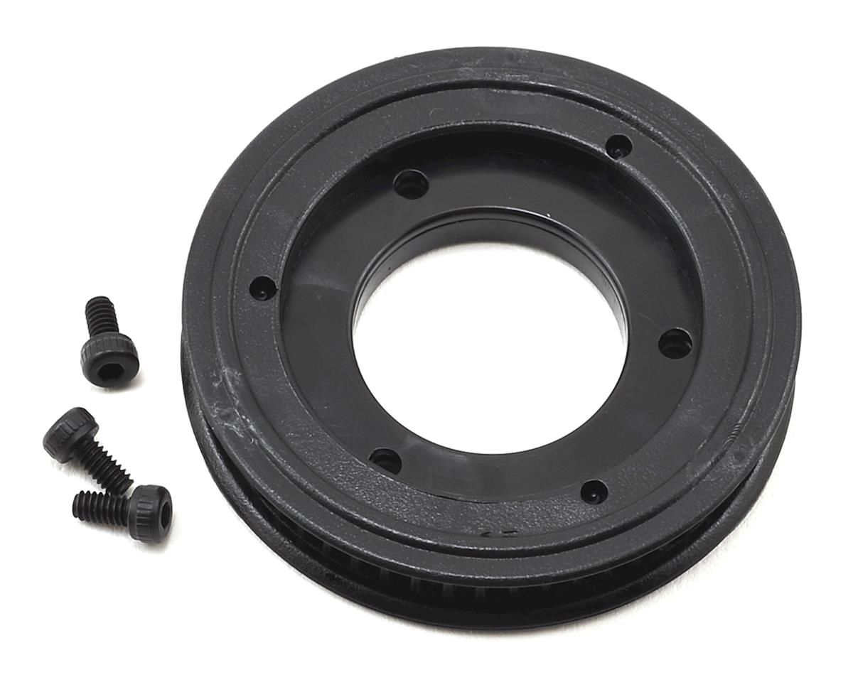Align Plastic Tail Drive Belt Pulley Assembly