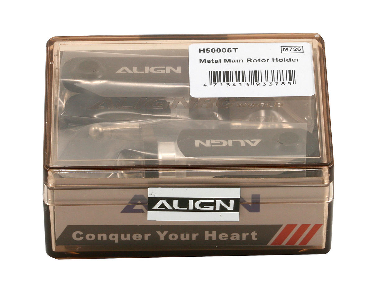500 Metal Main Rotor Holder by Align