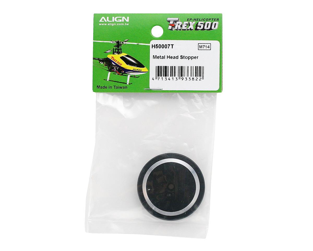 Align 500 Metal Head Stopper