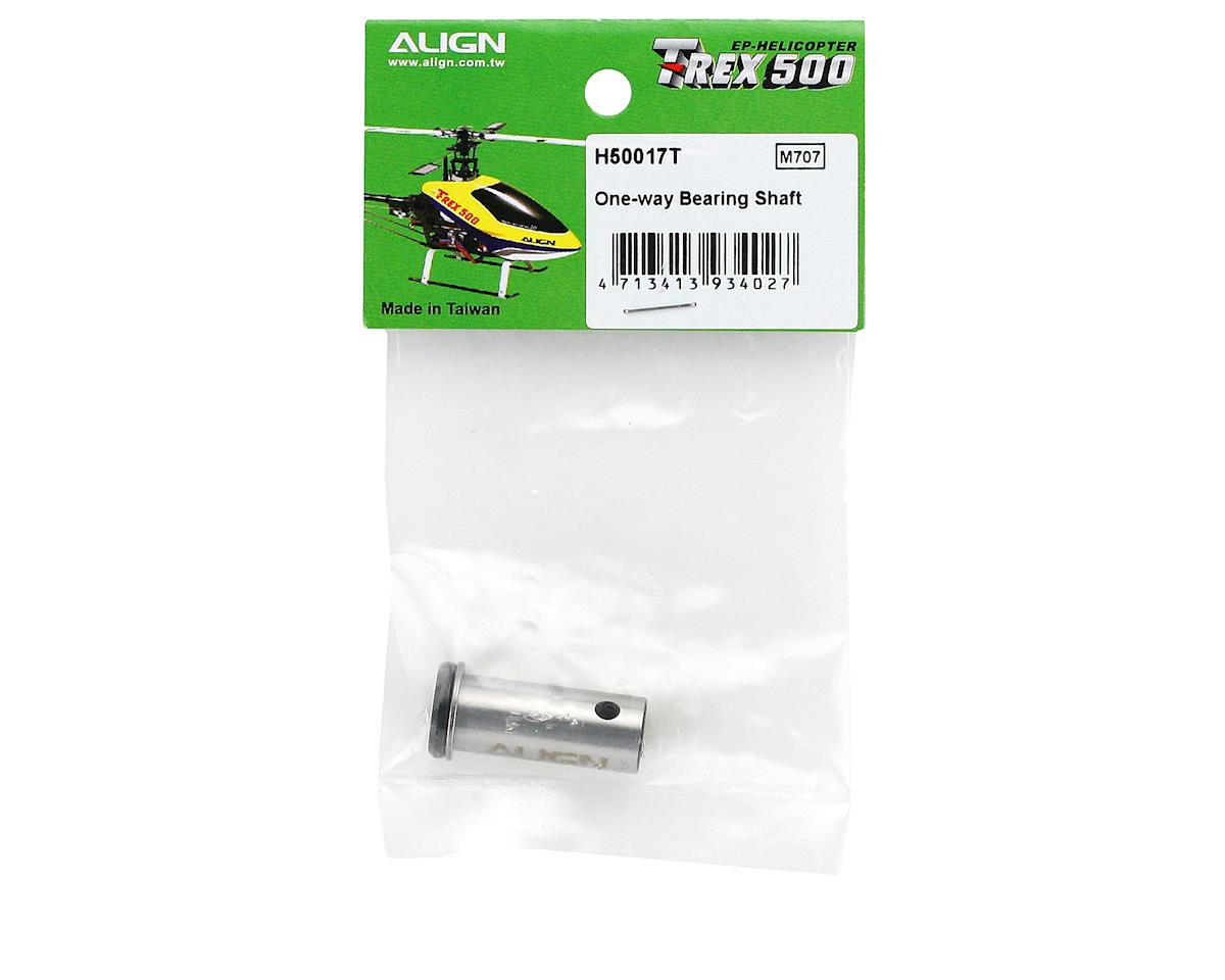 Align 500 One-Way Bearing Shaft