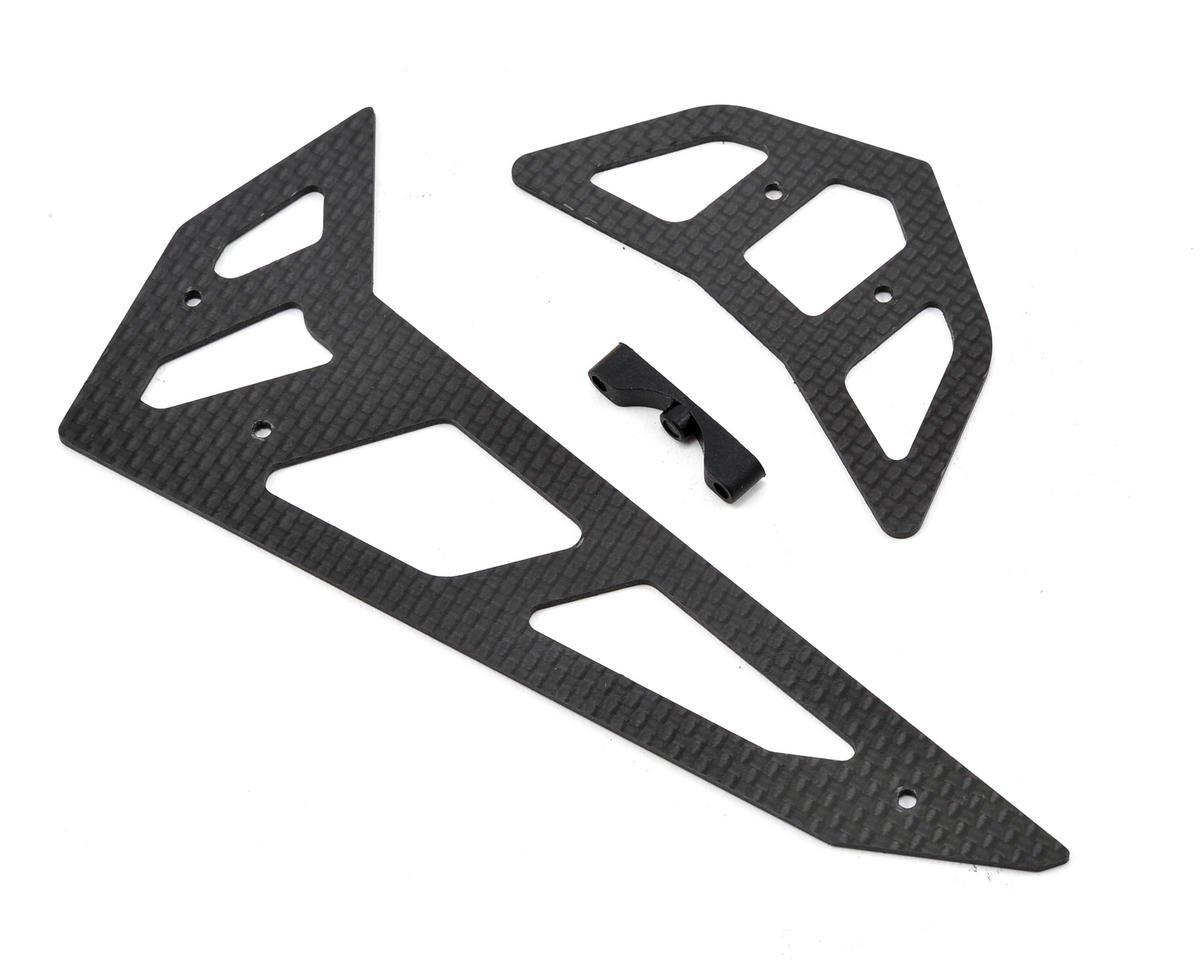 Align T-Rex 500 Pro 1.6mm Carbon Fiber Stabilizer Set