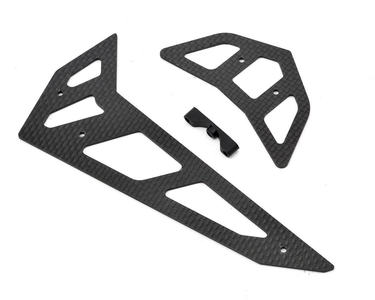 Align T-Rex 500 1.6mm Carbon Fiber Stabilizer Set