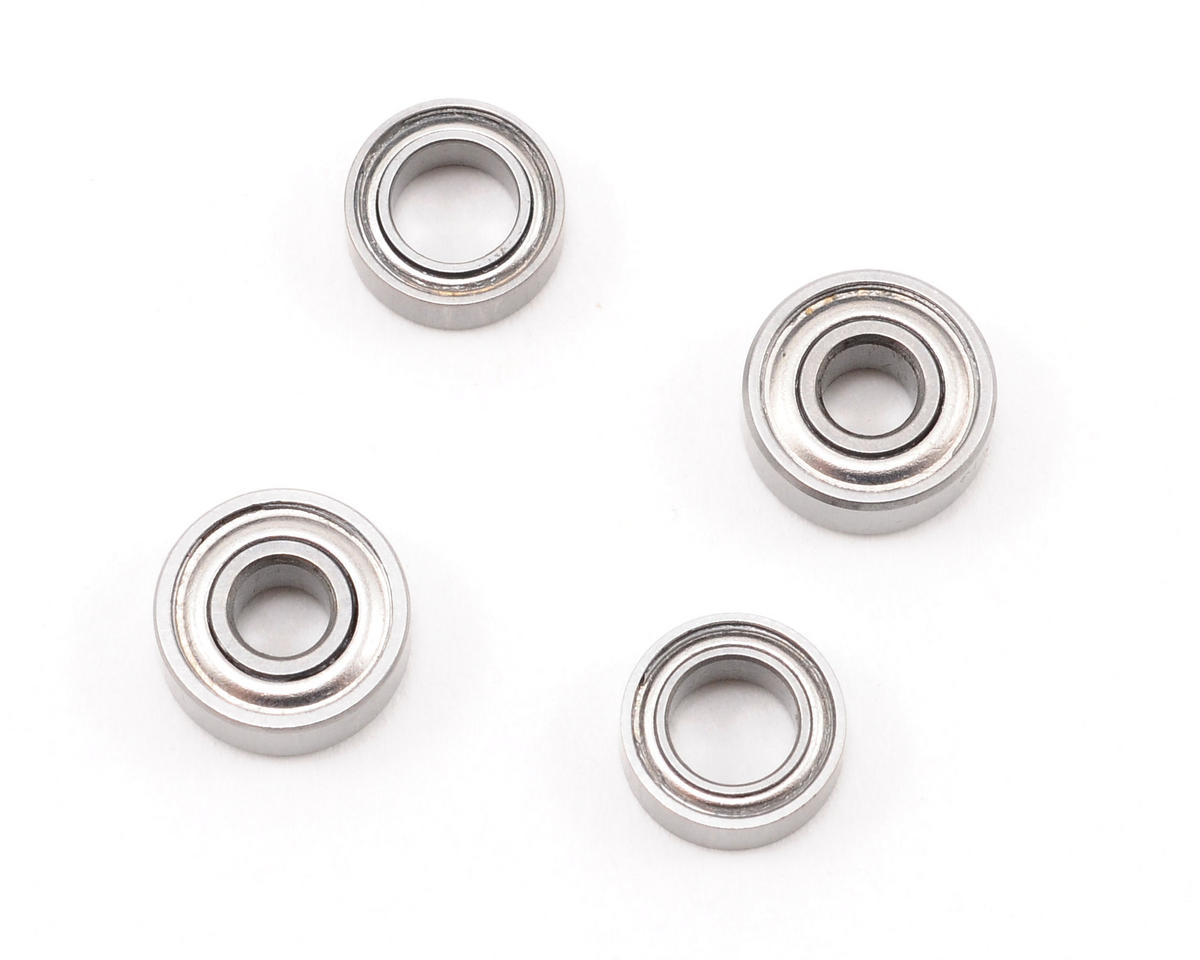 4x7x2.5mm/3x8x3mm Bearing Set (MR74ZZ/MR83ZZ) by Align