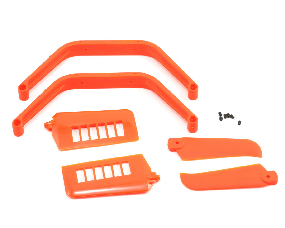 Align 500 Upgrade Parts Assembly (Orange)