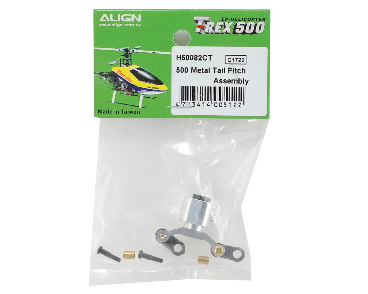 Align Metal Tail Pitch Assembly (T-Rex 500X)