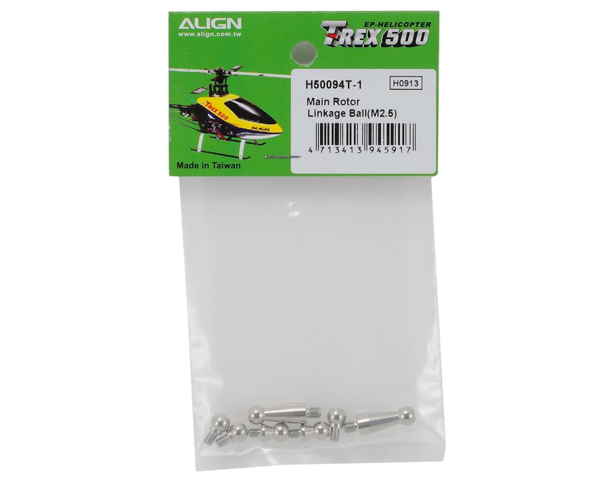 Main Rotor Linkage Ball Set by Align