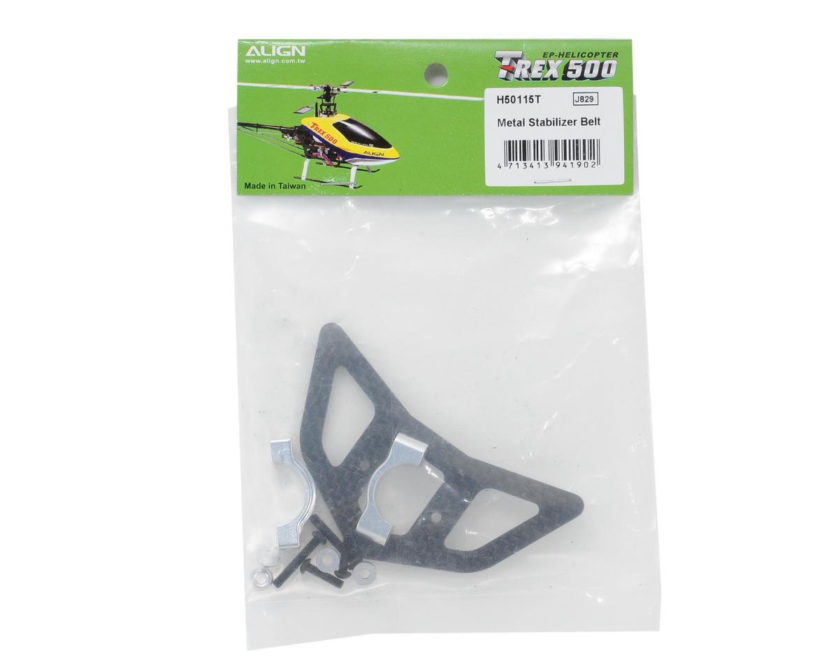 Align 500 Metal Stabalizer Belt