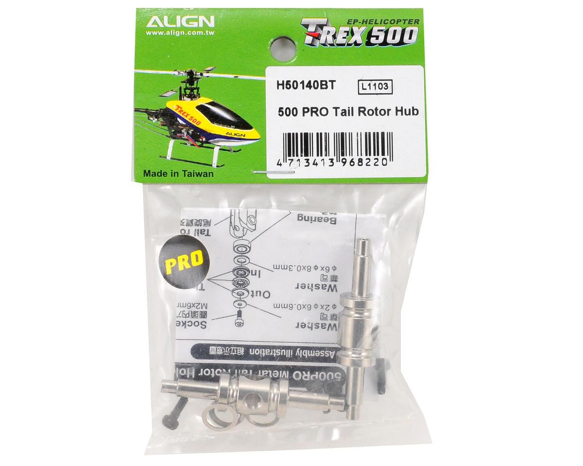Align 500PRO Tail Rotor Hub Set
