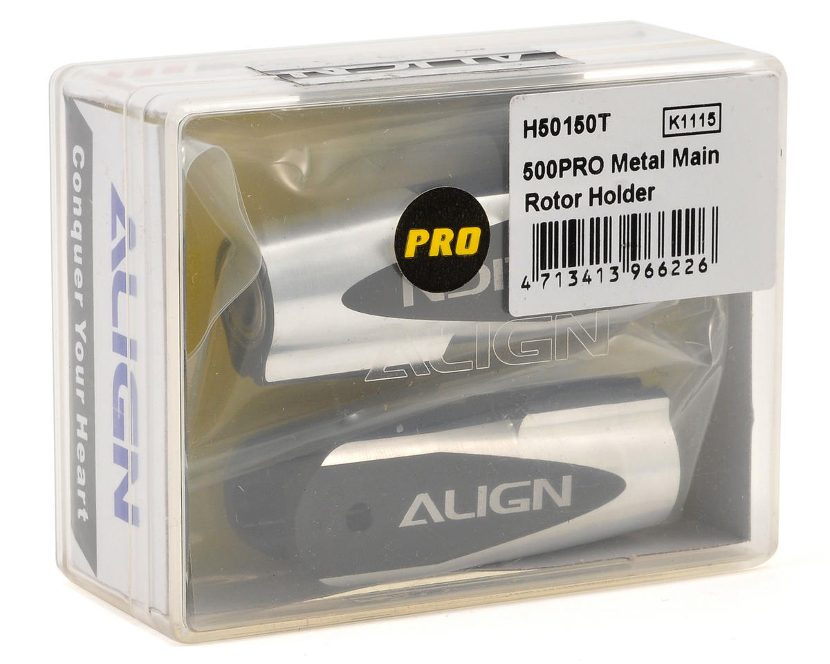 500PRO Metal Main Rotor Holder by Align