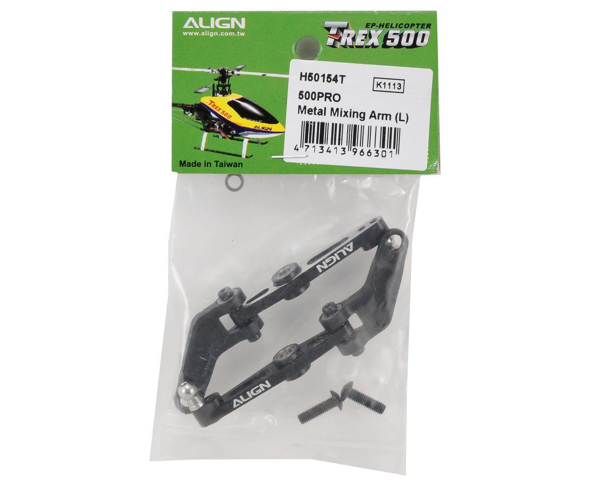 Align 500PRO Metal Mixing Arm Set (L)