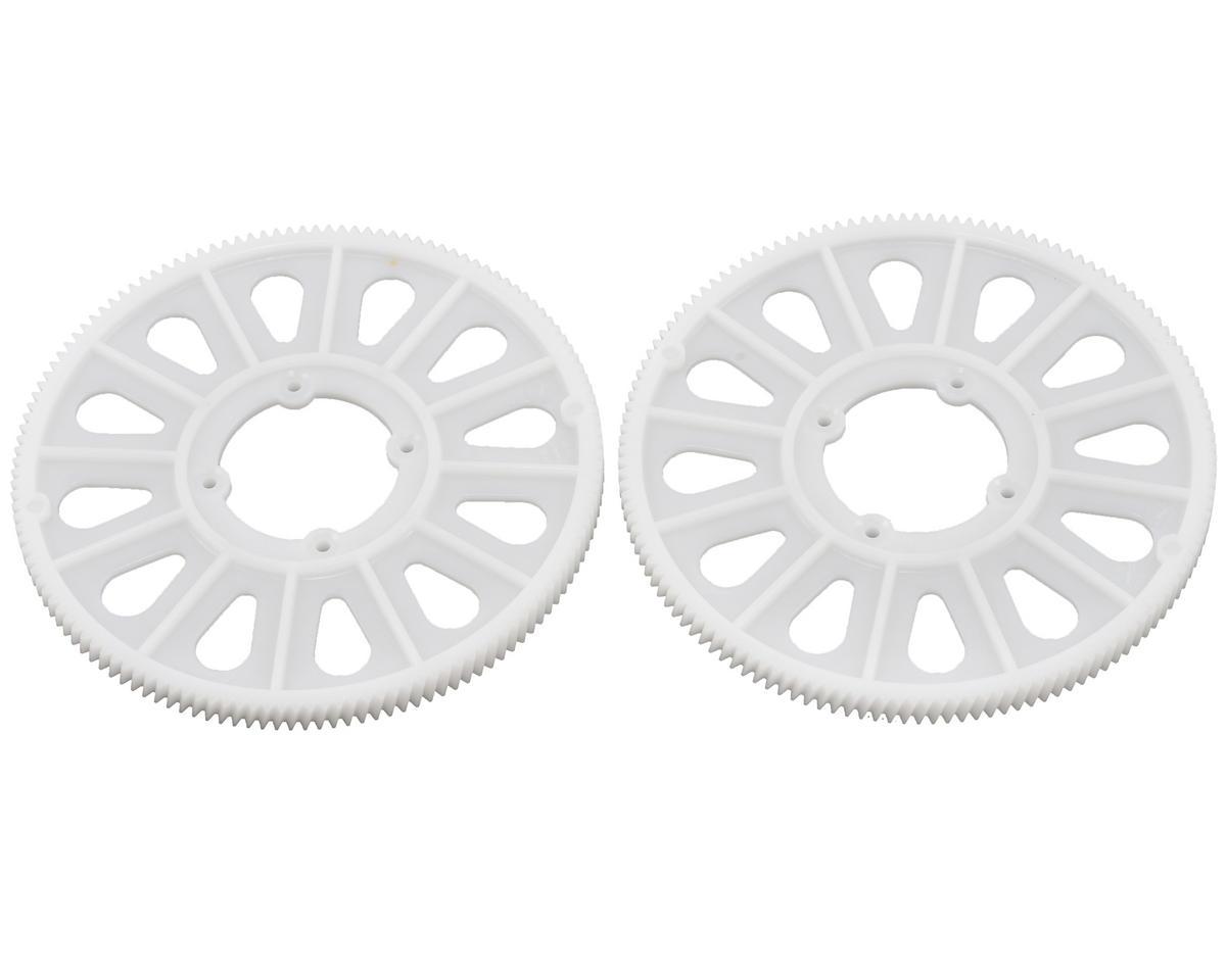 Align 500PRO Slant Thread Main Drive Gear (2) (134T)