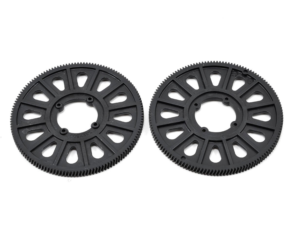 Align 500 Slant Thread Main Drive Gear Set (2) (134T) | alsopurchased