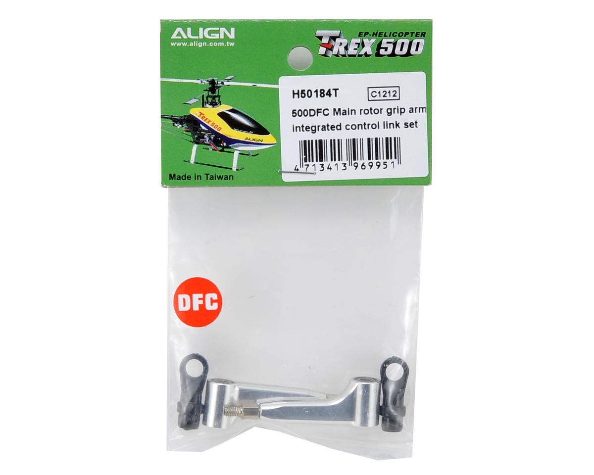 Align 500DFC Main Rotor Grip Arm Integrated Control Link Set