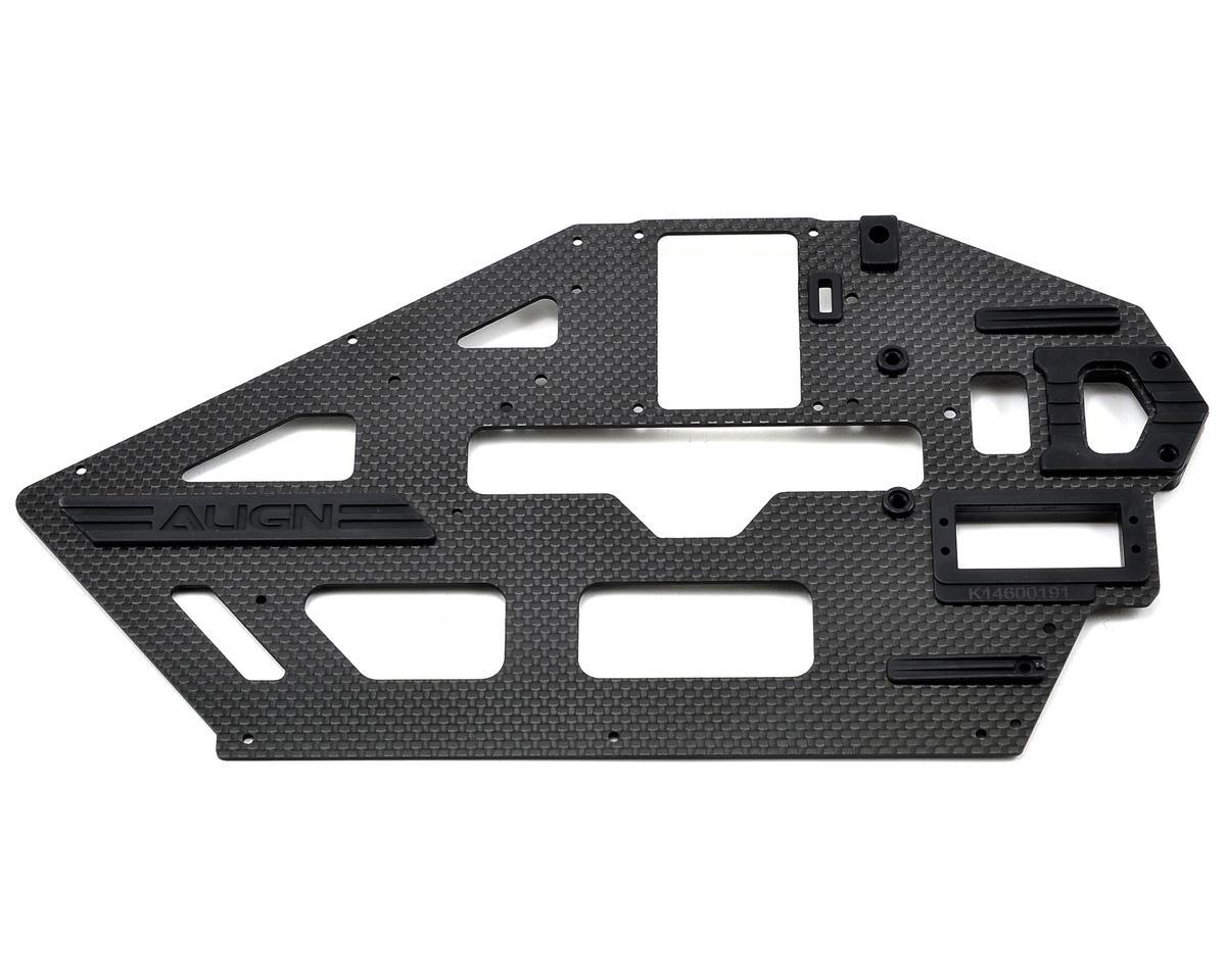 Align 1.6mm 500L Carbon Fiber Main Frame (L)