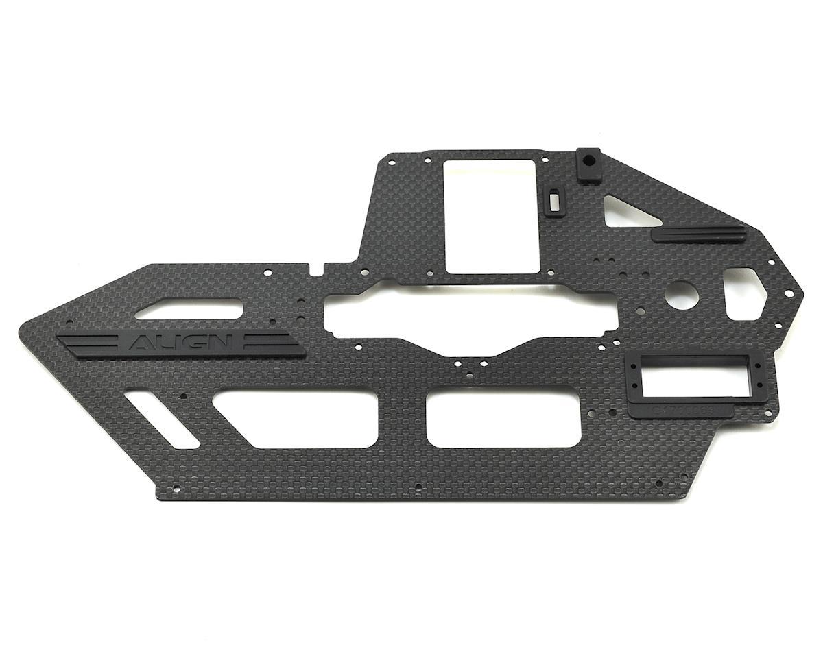 Align Carbon Fiber Main Frame (Left) (T-Rex 500X)