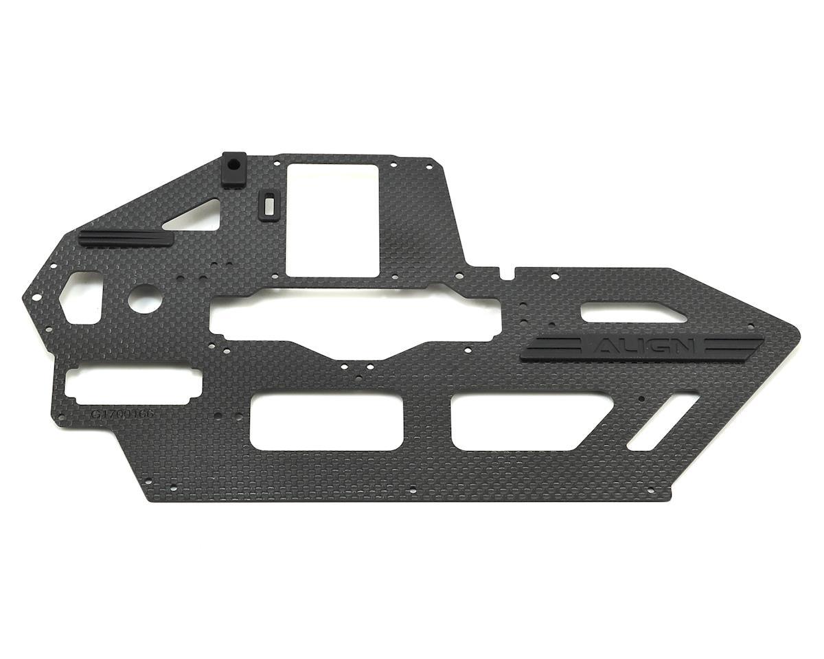 Align Carbon Fiber Main Frame (Right) (T-Rex 500X)