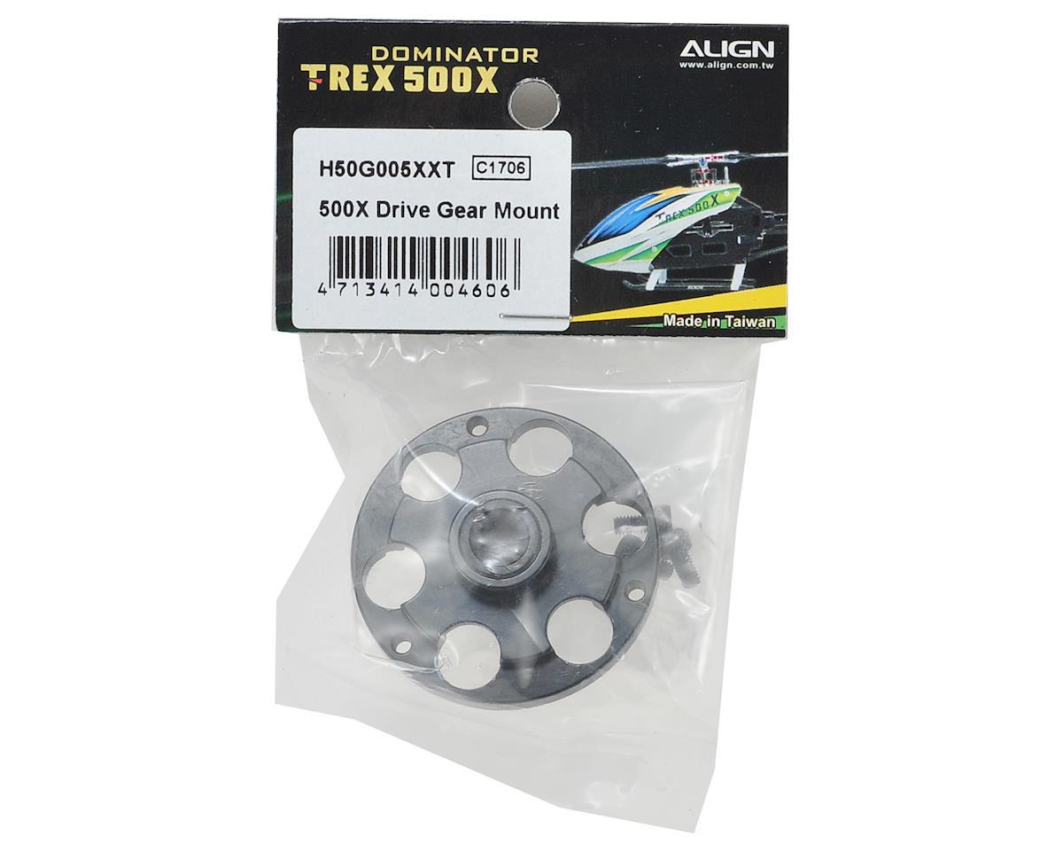 Align Drive Gear Mount (T-Rex 500X)