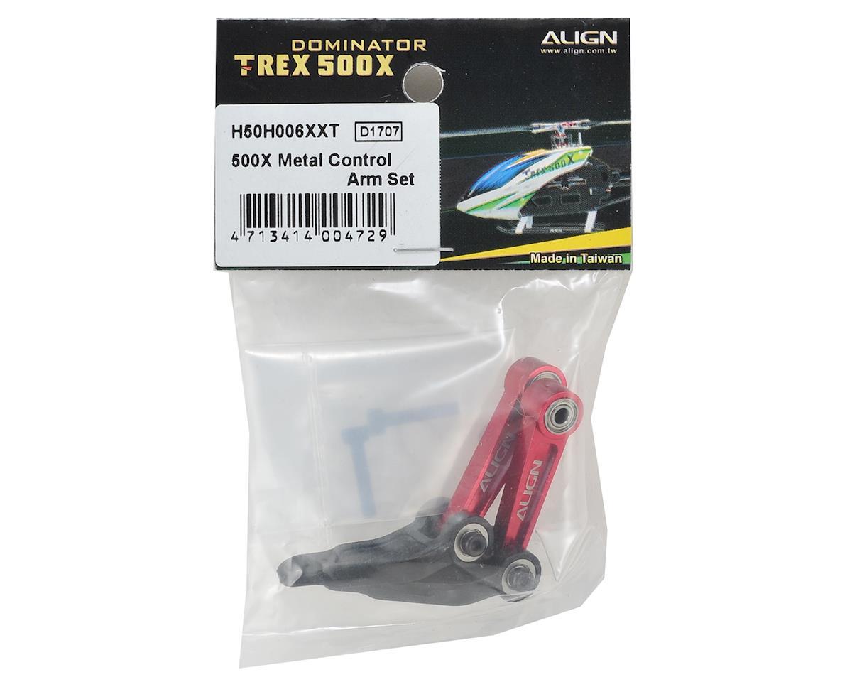 Align Metal Control Arm Set (T-Rex 500X)