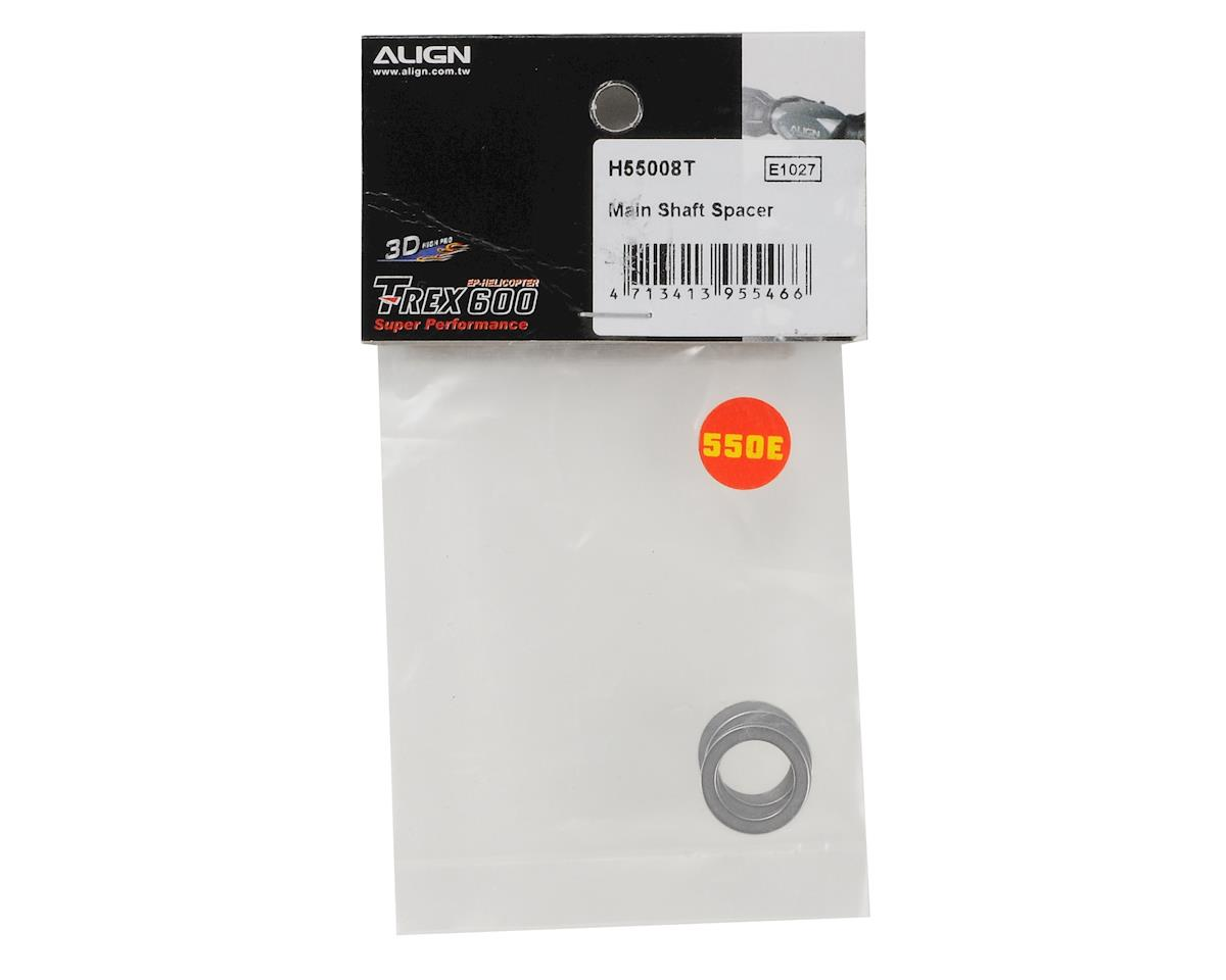 Align Main Shaft Spacer Set (4) (550)