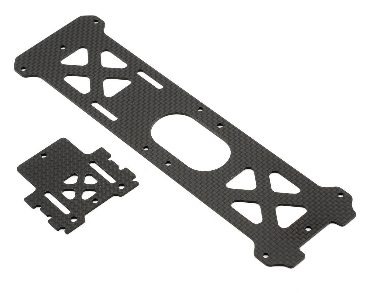 Align 1.6mm Carbon Bottom Plate Set (550)