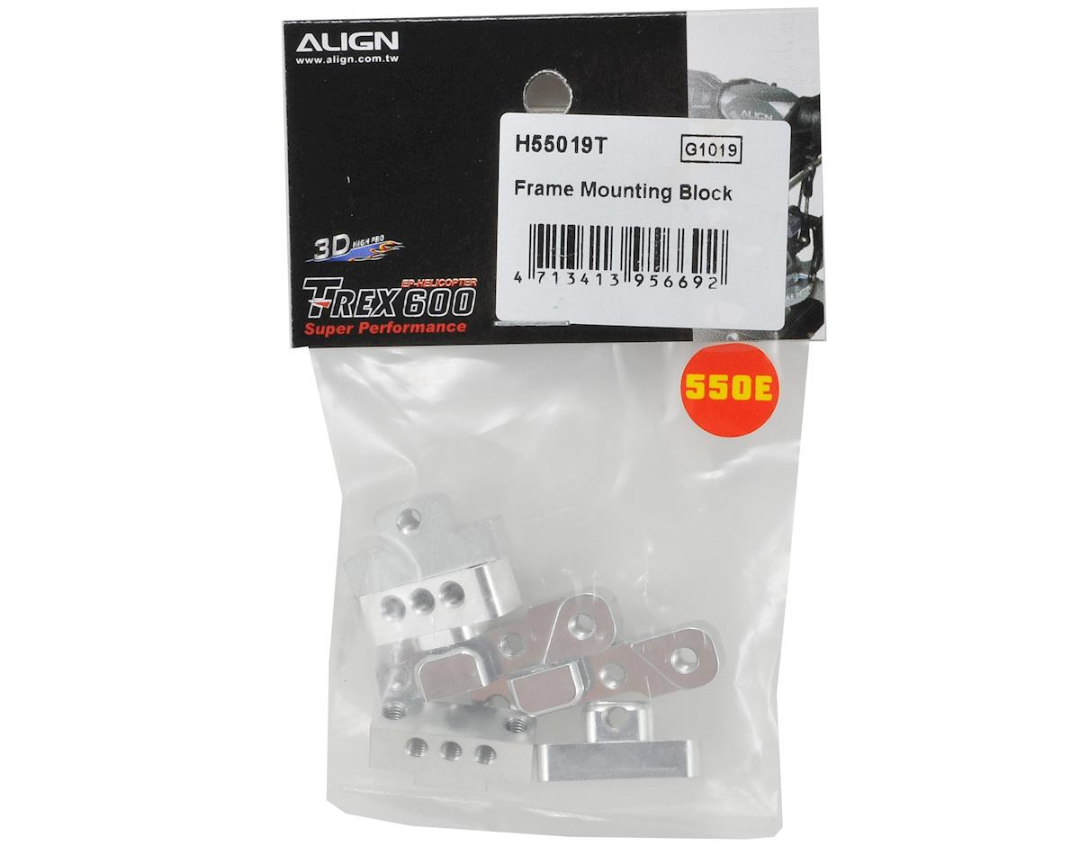 Frame Mounting Block Set by Align