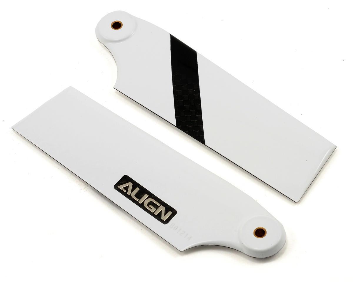 Align 90mm Carbon Fiber Tail Blade Set (2) (550)