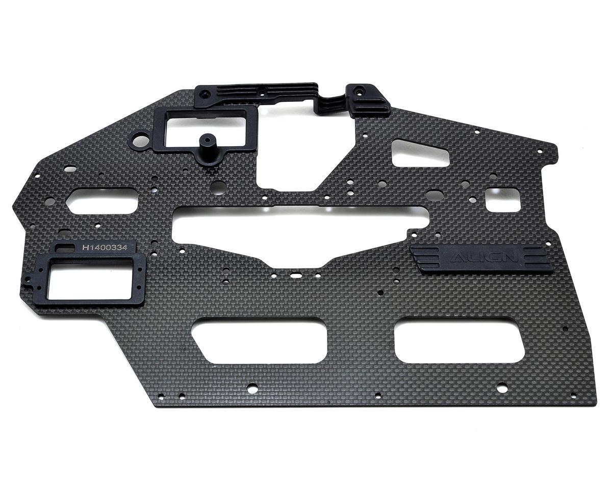 Align T-Rex 550L 2.0mm Carbon Fiber Main Frame (Right)