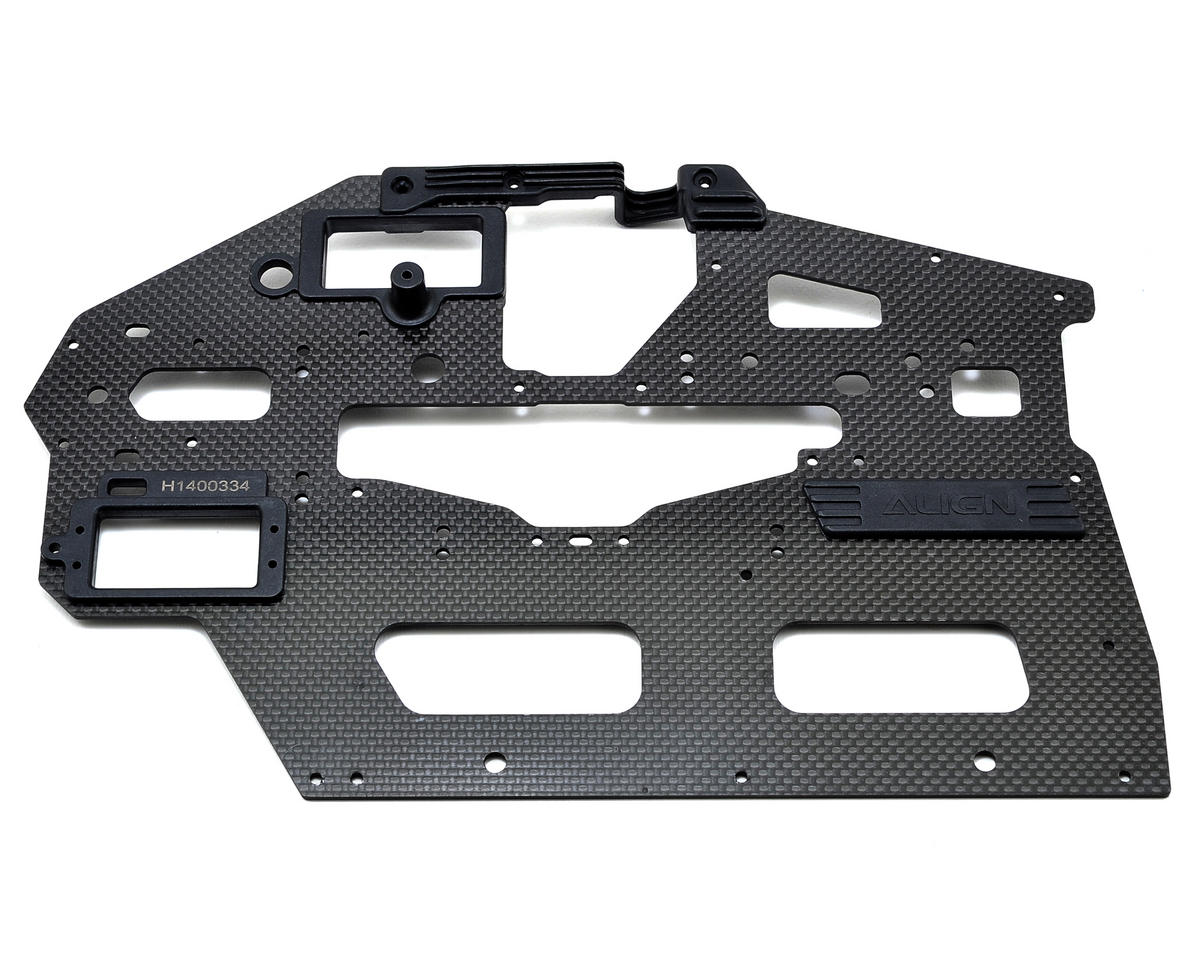 550L 2.0mm Carbon Fiber Main Frame (Right) by Align