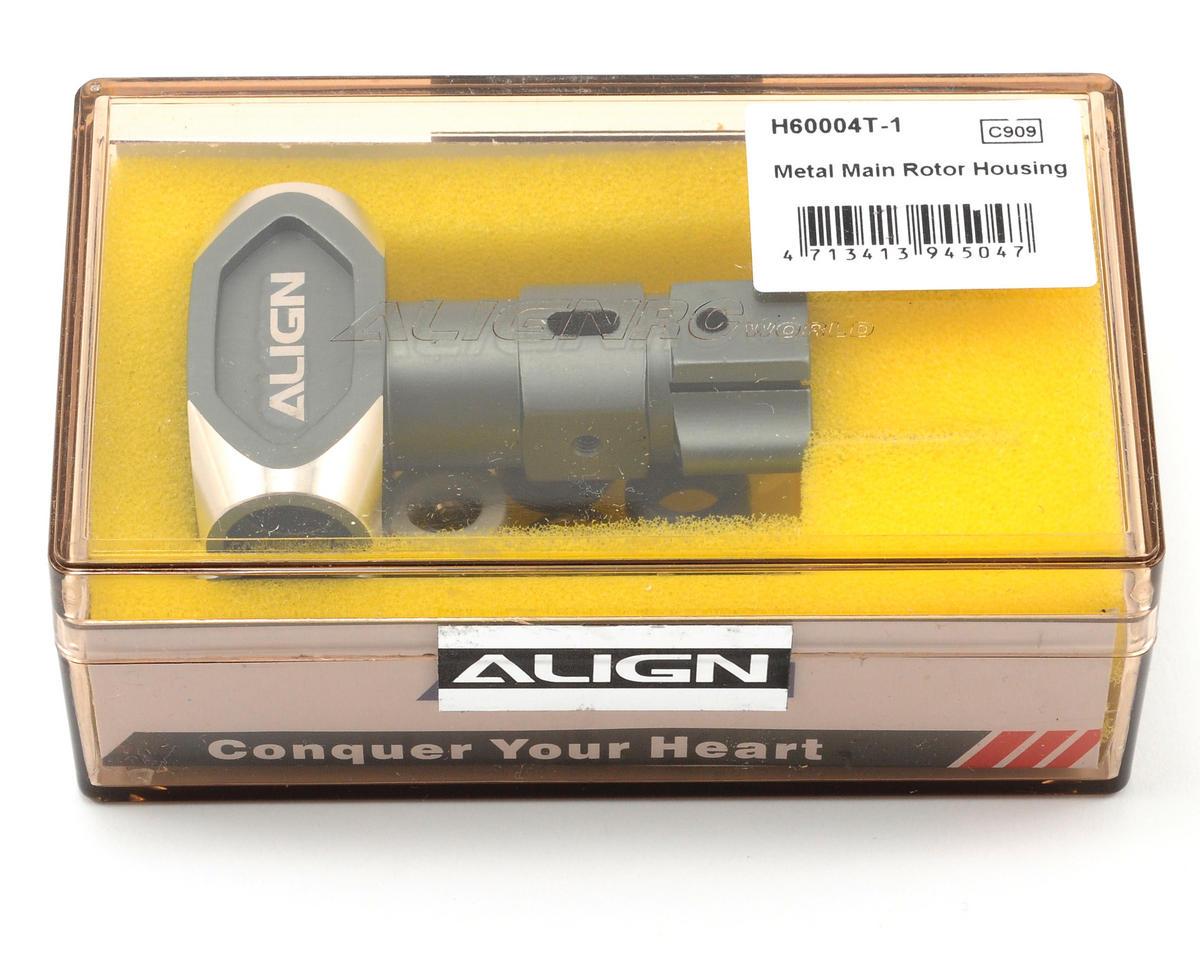 Align 600 Metal Main Rotor Housing