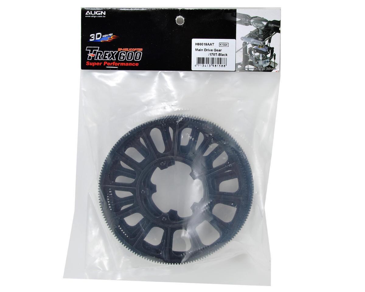Align 600 Main Drive Gear Set (2) (170T)