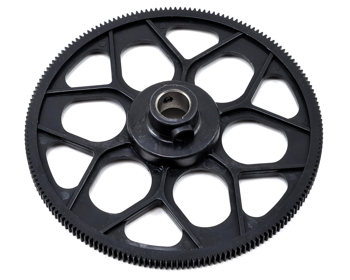 Autorotation Tail Drive Gear Set (Black) (180T) by Align