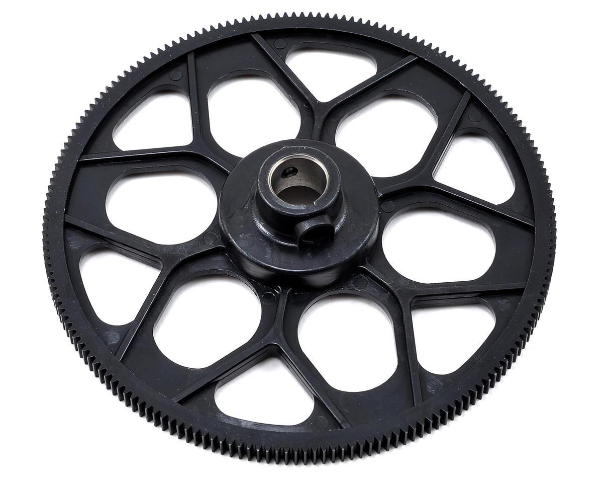 Align Autorotation Tail Drive Gear Set (Black) (180T)