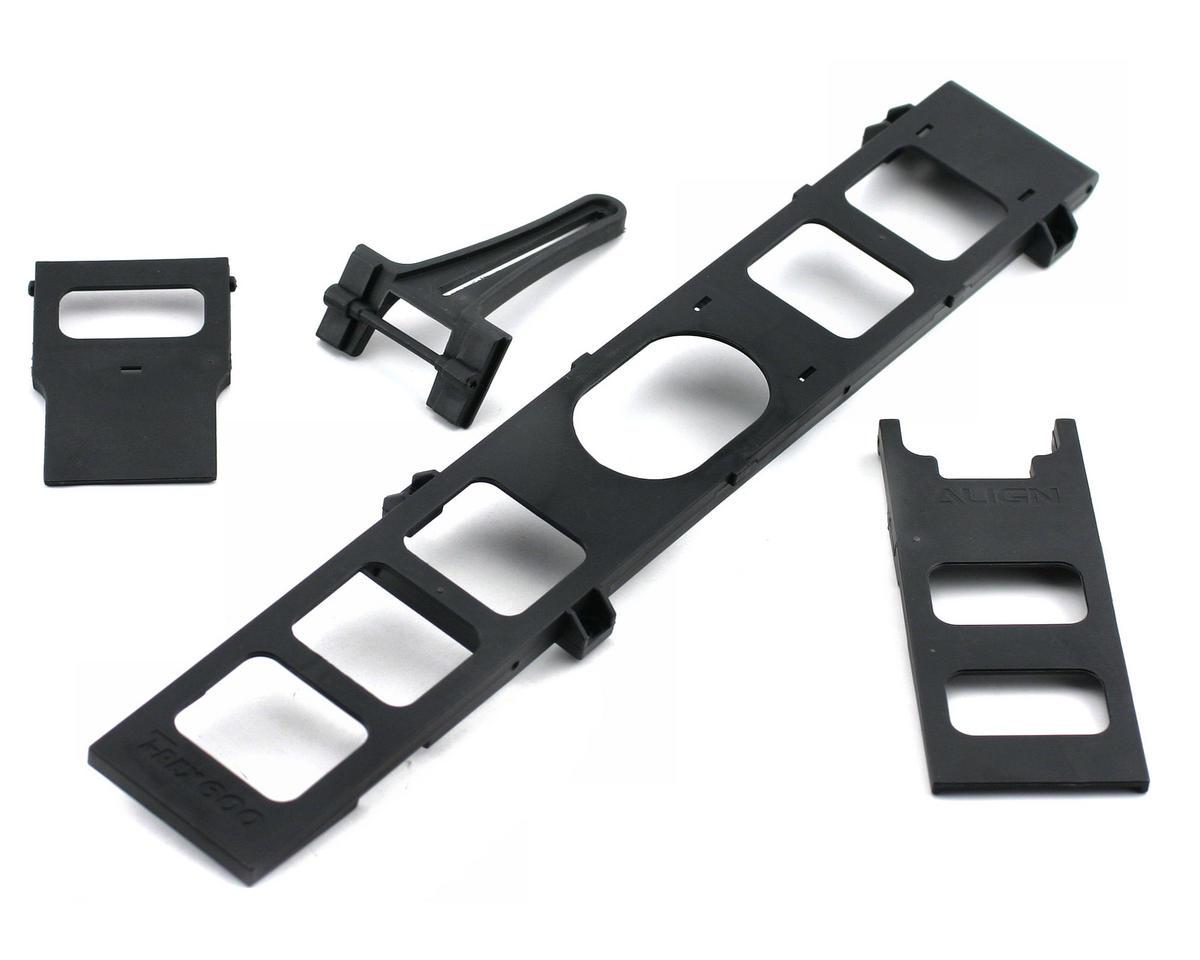 Align Main Frame Parts (600/600CF)