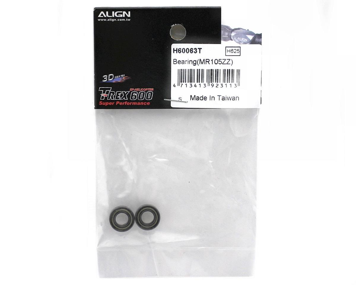 Align Bearing (MR105ZZ) (2)