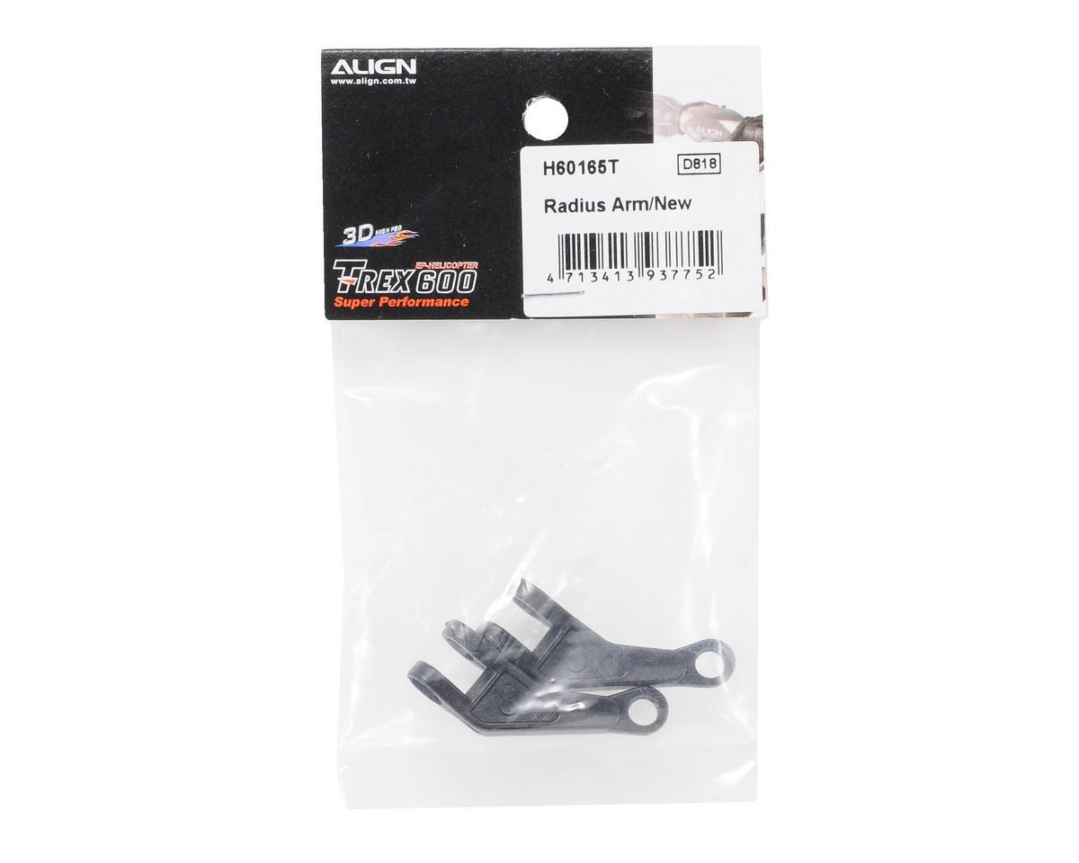 Align 600/600N Radius Arm Set (2)