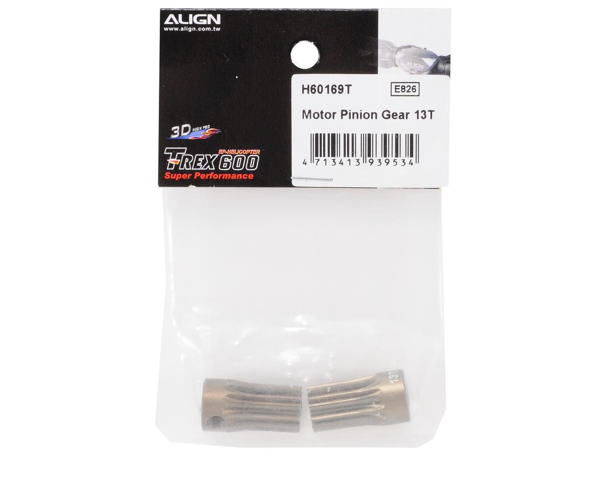 Align 600 Motor Pinion Gear (13T)
