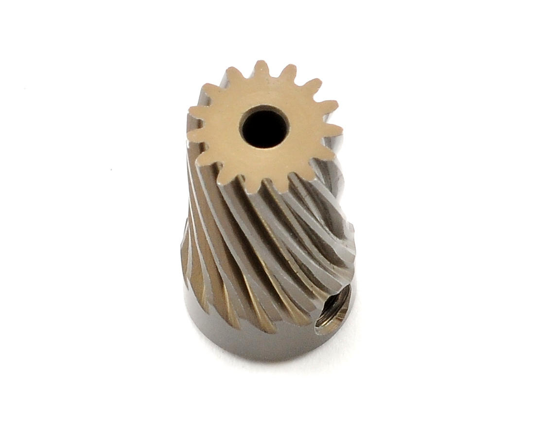 Align 650L Helical Motor Pinion Gear (15T)