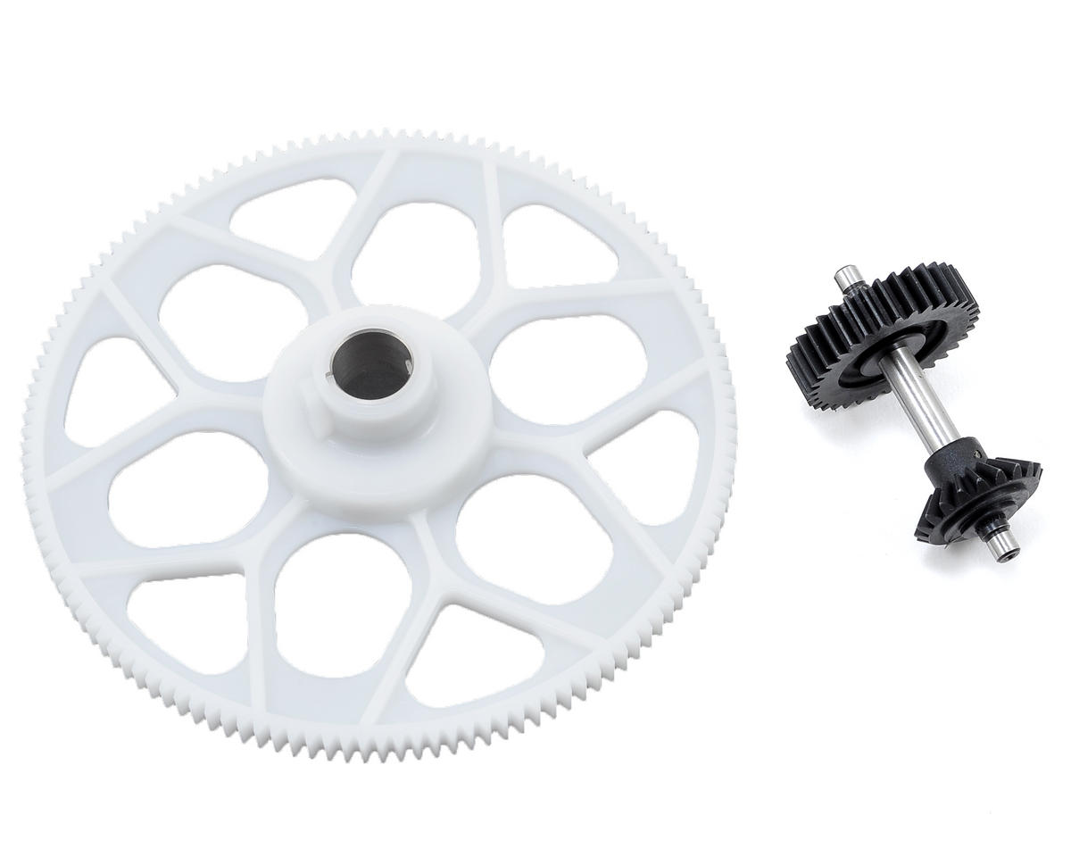 Align M0.8 Autorotation Tail Drive Gear Assembly (131T)