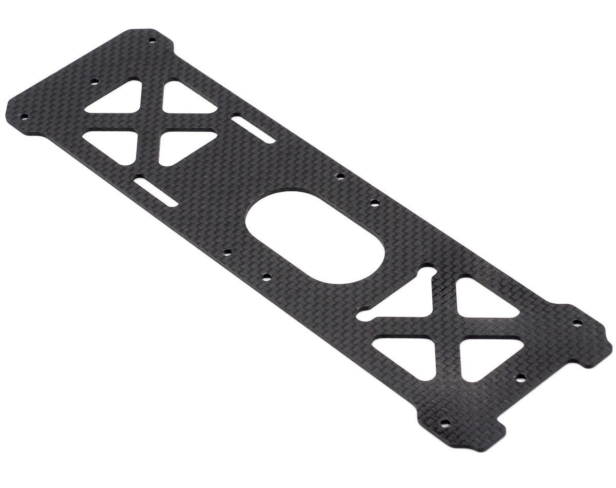 Align 600PRO 1.6mm Carbon Bottom Plate