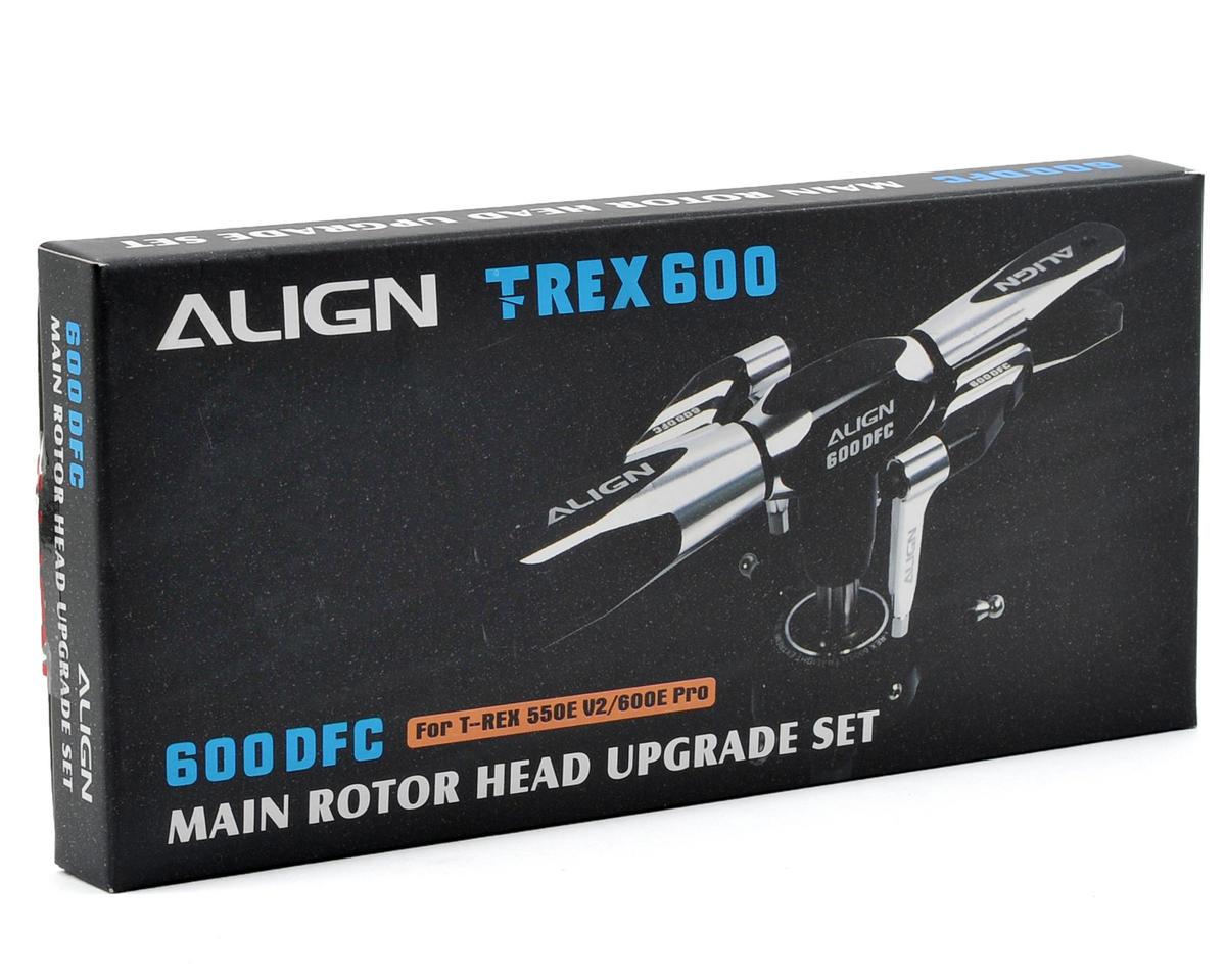 Align 600DFC Main Rotor Head Upgrade Set