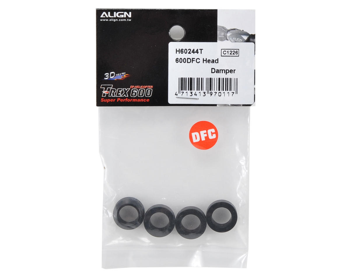 Align 600DFC Head Damper Set (4)