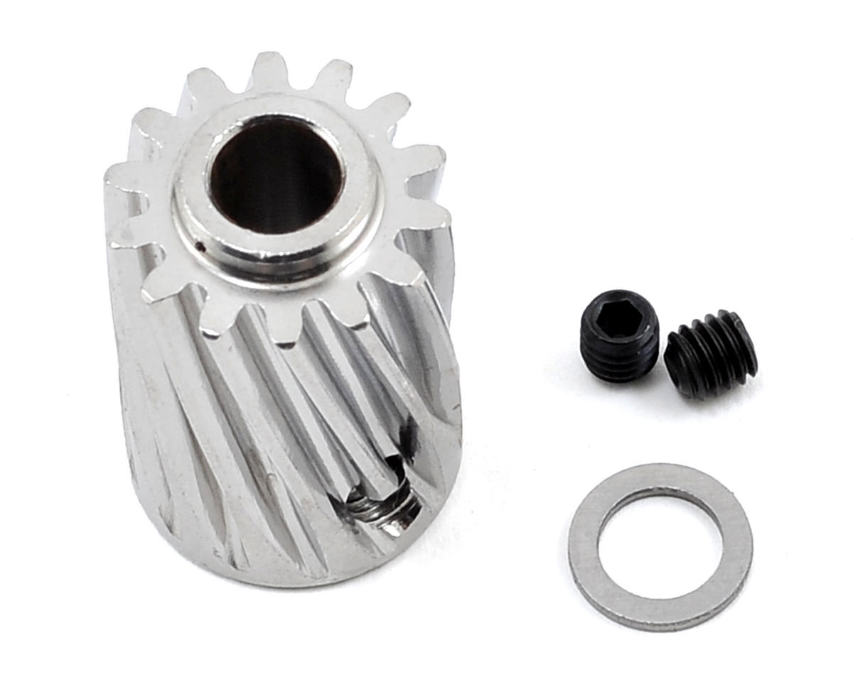 600E Pro Slant Thread Motor Pinion Gear (14T) by Align