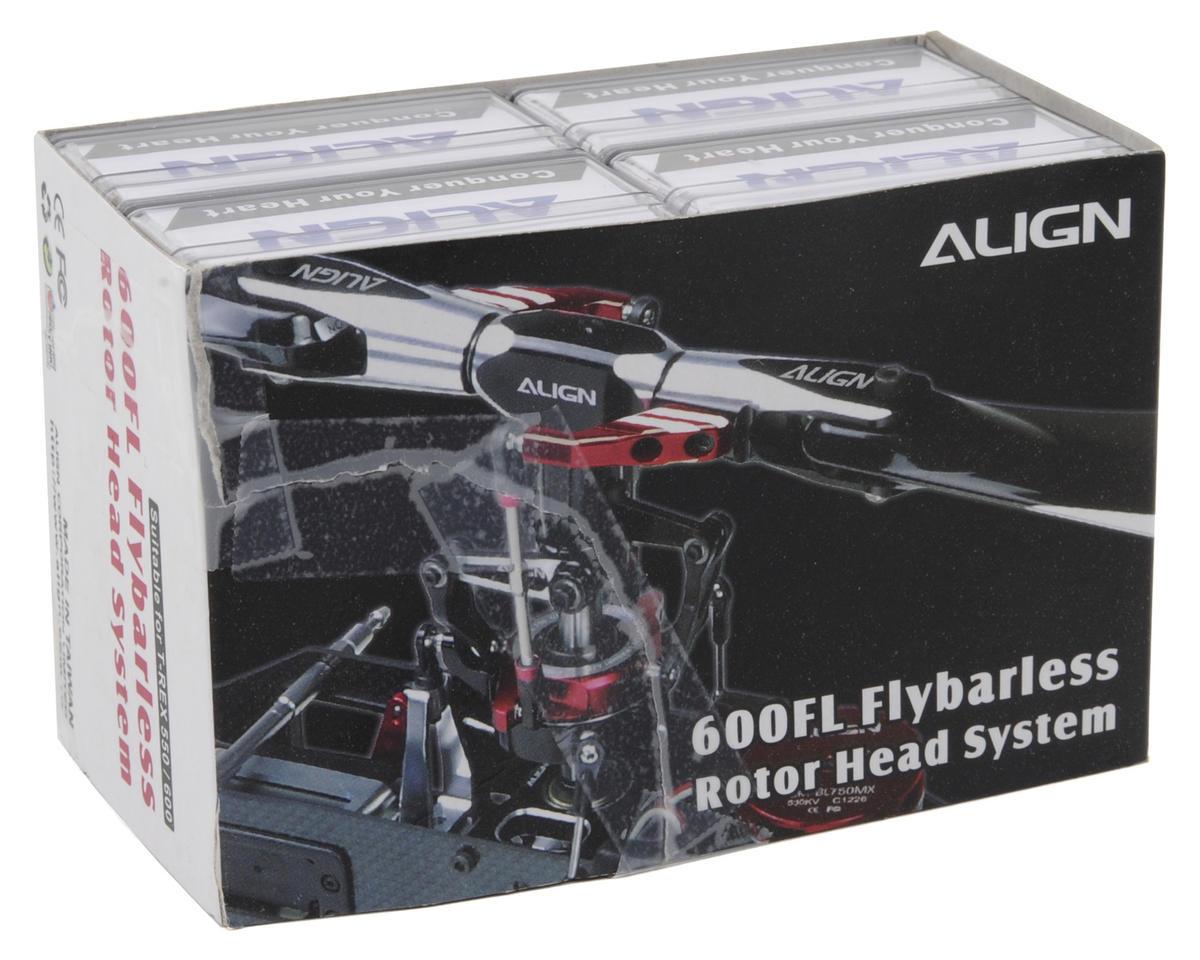 Align 600FL Flybarless Rotor Head System